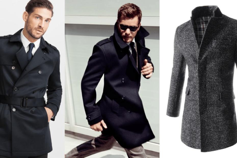 Hombre: Reglas de imagen para usar abrigo 1