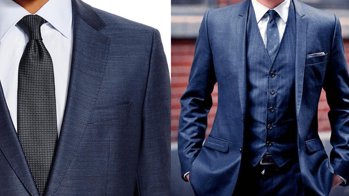 De qué tela debe ser un traje para hombre 1
