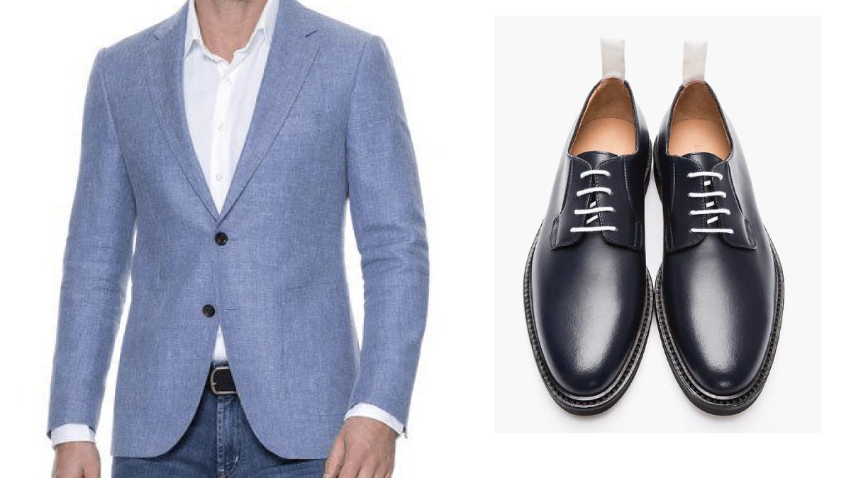Cómo combinar zapatos con agujetas de color 4