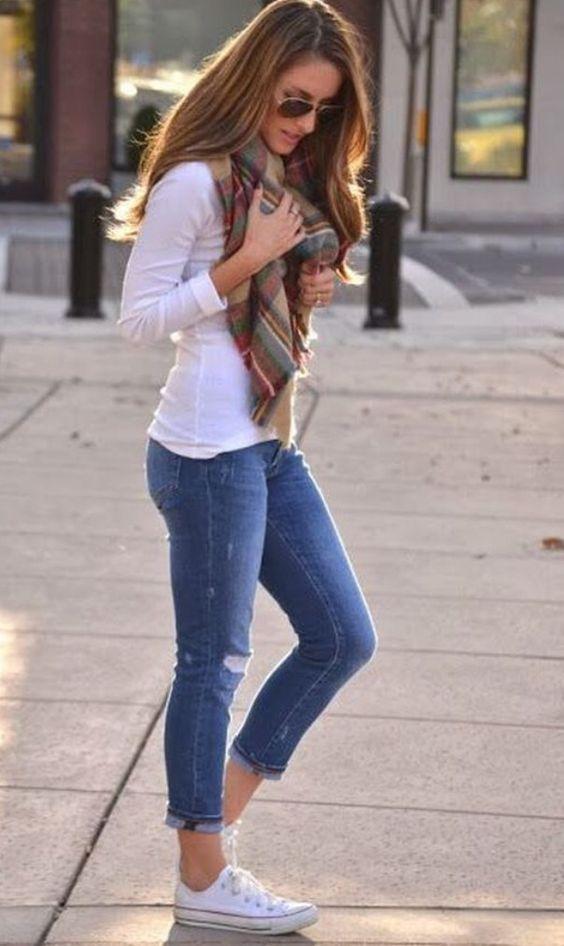 Mujer Como Vestir Jeans Con Estilo Asesor De Imagen Y Comunicacion