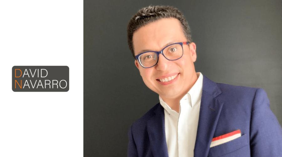 David Navarro, Asesor de Imagen y Comunicación.