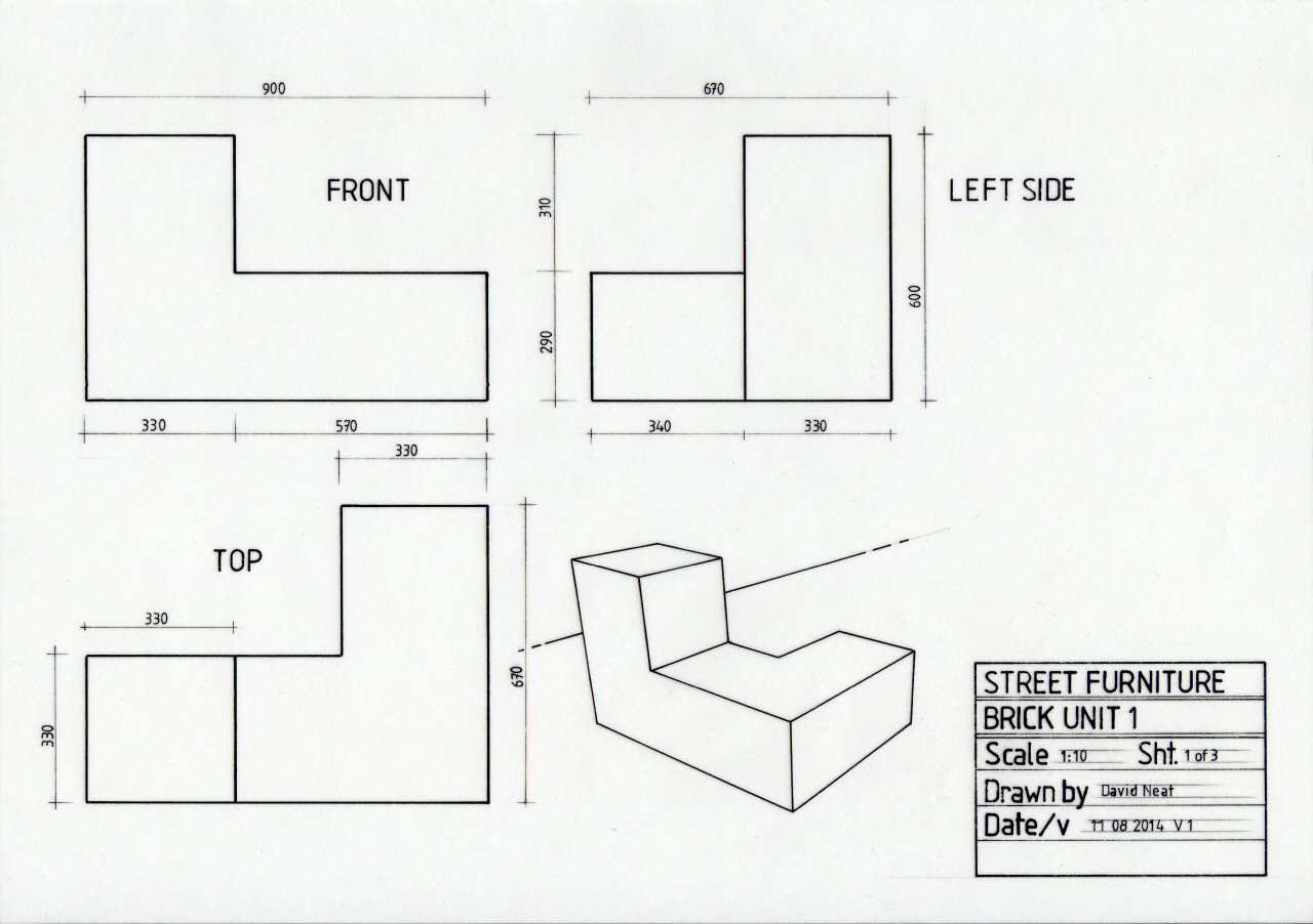 Some Of The Principles Of Technical Drawing Simply Illustrated Part 1