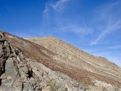 Mountain-Side along Cottonwood/Marble Canyon Road