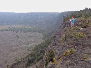 Keng at Makaopuhi Crater