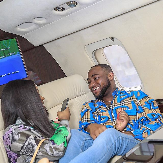 Davido In Love With Chioma Picture
