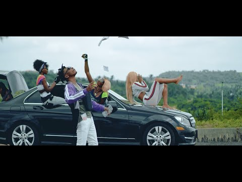 Mayorkun Posh Video