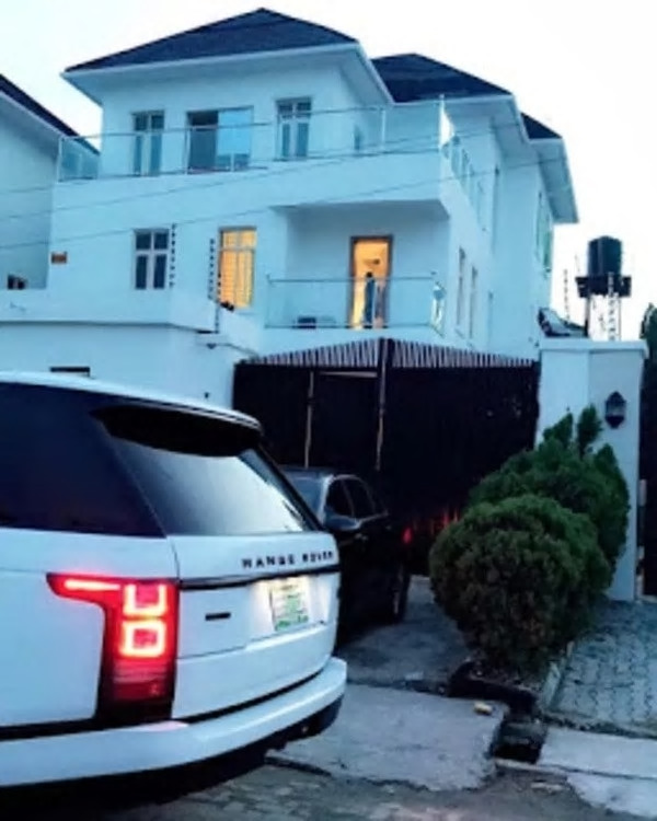Davido House Address