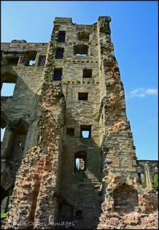 Central Stairway of Hastings Tower