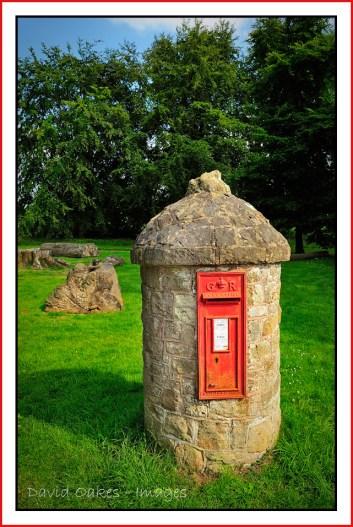 Post-Box-Wales