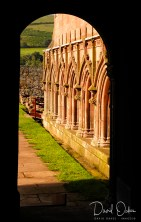 The-Cloisters,-Melrose-Abbey