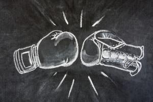 David O Defense isn't afraid to put on the boxing gloves