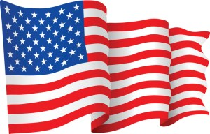 American Flag used in possible DUI blog