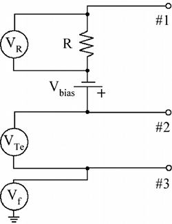 triple probe circuit diagram