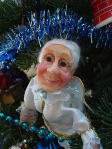 scariest xmas ornament