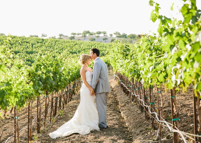 Brad And Anna Opolo Vineyard Wedding San Luis Obispo