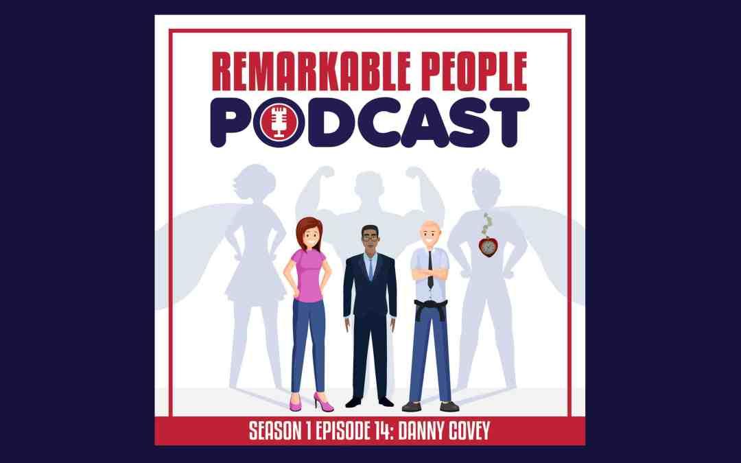 #14 Danny Covey | Four Open Heart Surgeries, Jiu-Jitsu, & Hope