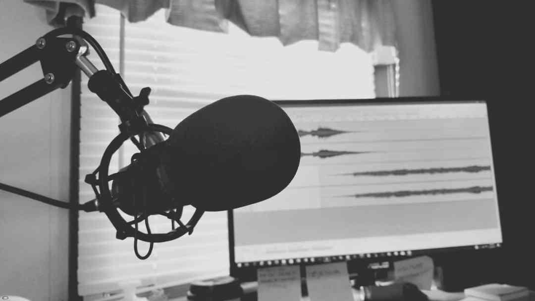How do I start my own podcast home studio setup