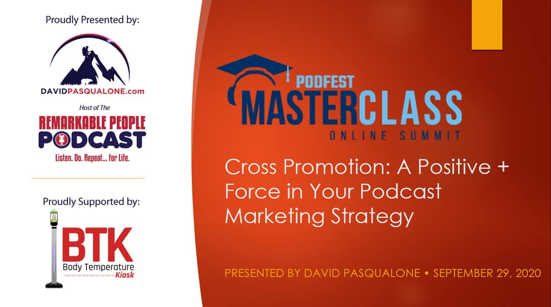 Cross Promotional Marketing | Cross Promotion: A Positive Force in Your Podcast Marketing Strategy