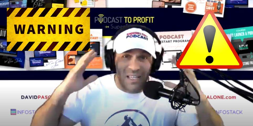 *****WARNING***** Why you should not invest in InfoStack's Podcast to Profit Super Stack this year!💀