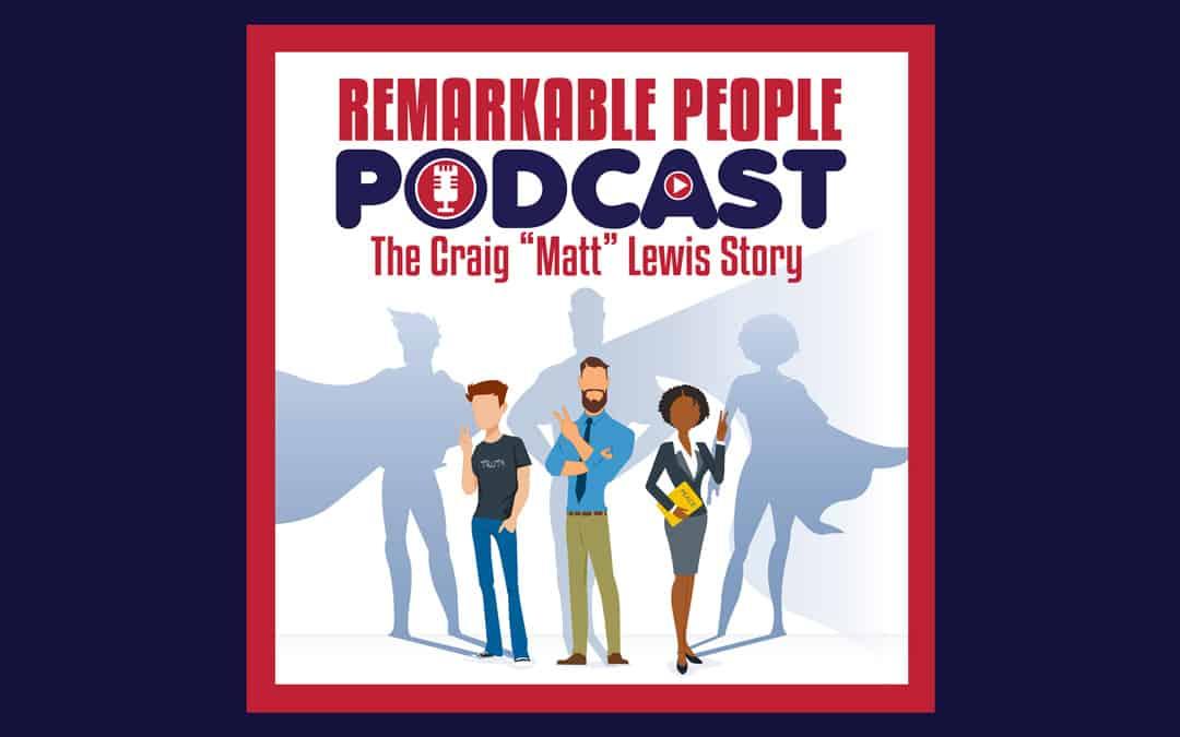 Craig Lewis | Childhood Abuse, Feeling Alone, & The Long Hard Journey to Wellness | E62