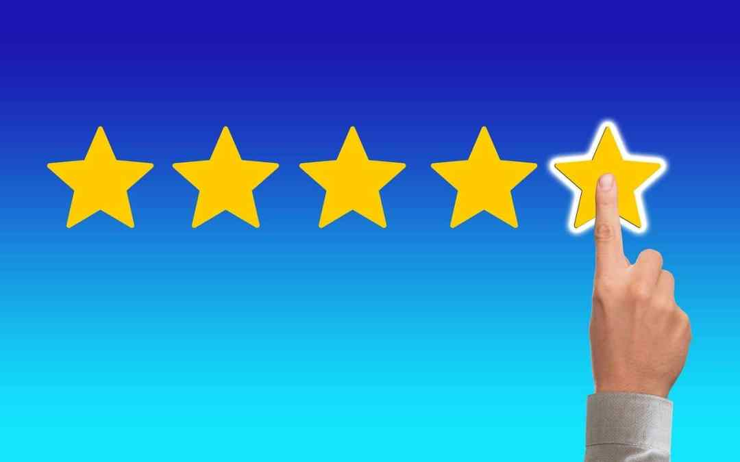 Marketing Tips To Get Your Business Noticed online reviews