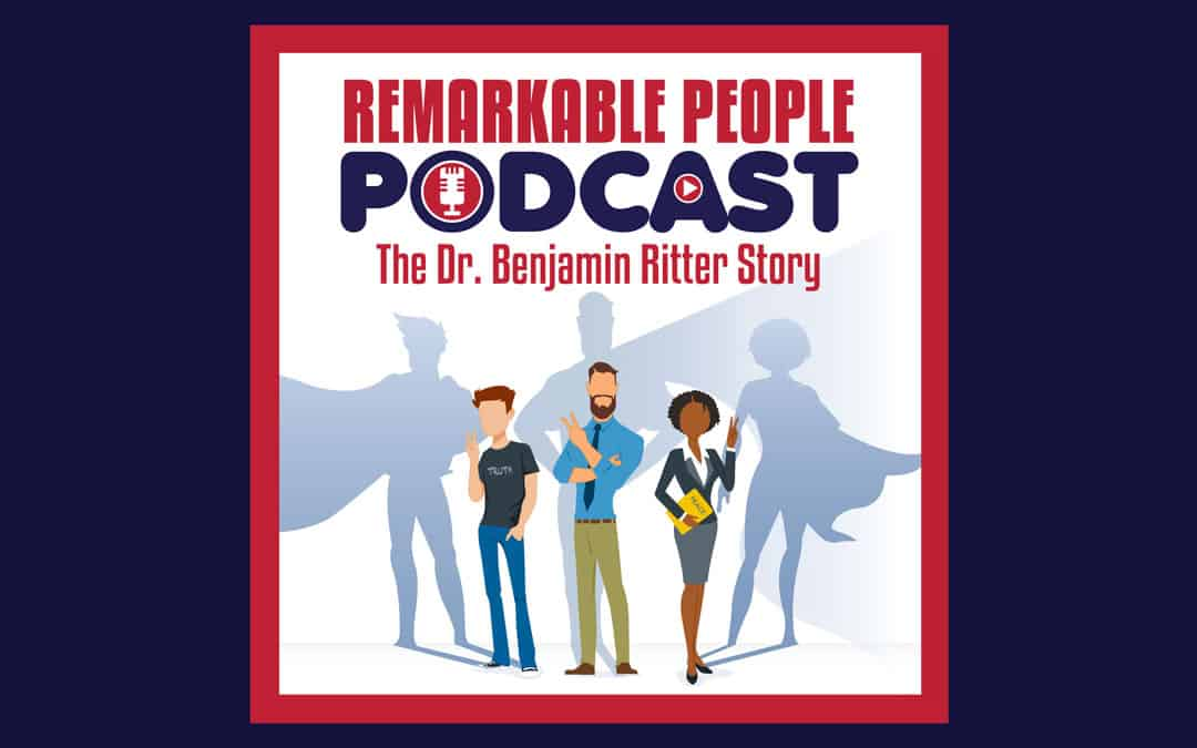 Benjamin Ritter | Changing Your Mindset, Living with Limitless Purpose & Serendipity | E63