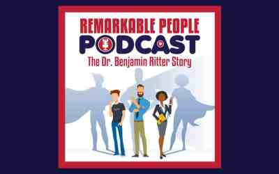 Benjamin Ritter   Changing Your Mindset, Living with Limitless Purpose & Serendipity   E63