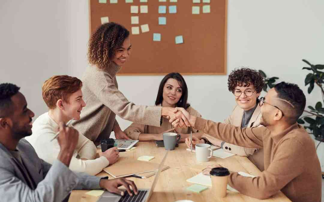 How Do I Keep The Right Employees in My Business creating great team chemistry