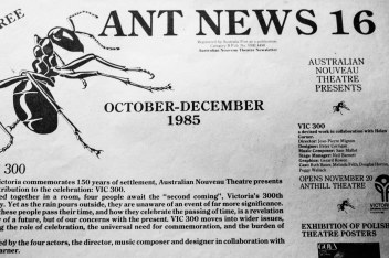 from ANT News 1985 08