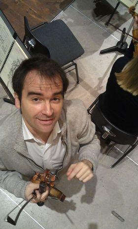 david peralta violinista redes sociales