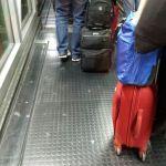 Estafa de vueling con los equipajes de mano en sus vuelos
