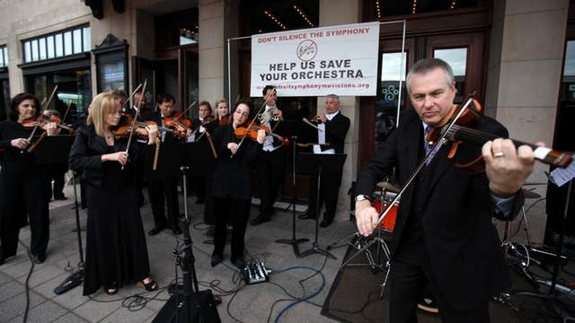 crisis  de reputación online de la orquesta