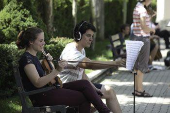 Academia Sarasate Verano Musical alumnos