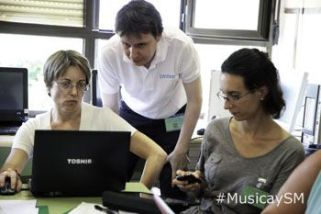 Academia Sarasate Verano Musical musicaysm