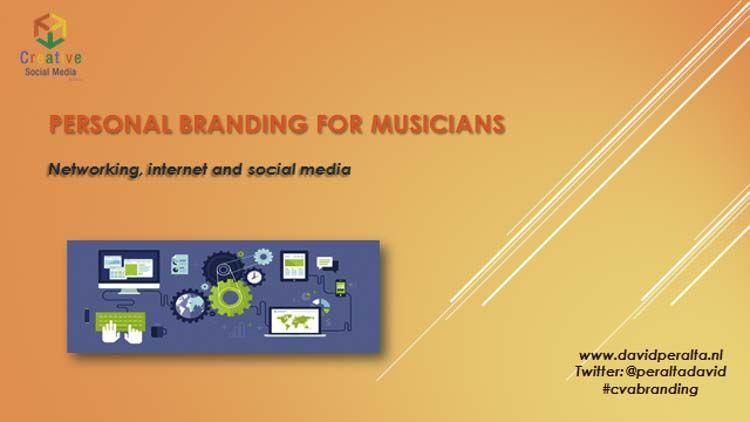 Participa en el debate: marketing online y redes sociales para músicos #CVAbranding