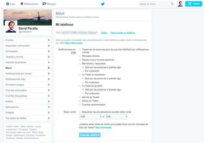 Twitter-para-móvil
