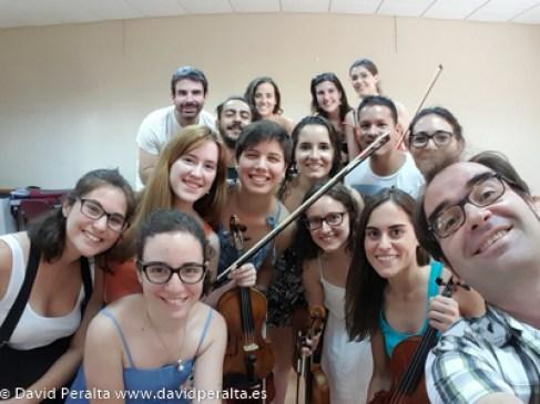 Estudiantes de musica en el Siglo XXI