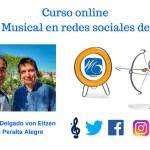 Curso online ¨Tu Marca Musical en redes sociales de 0 a 100¨