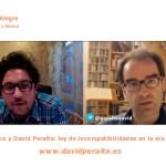 Aarón Zapico y la ley de incompatibilidades en la música en la era de Internet