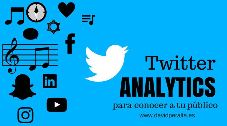 Cómo usar las estadísticas de Twitter analytics para conocer a tu público (II)