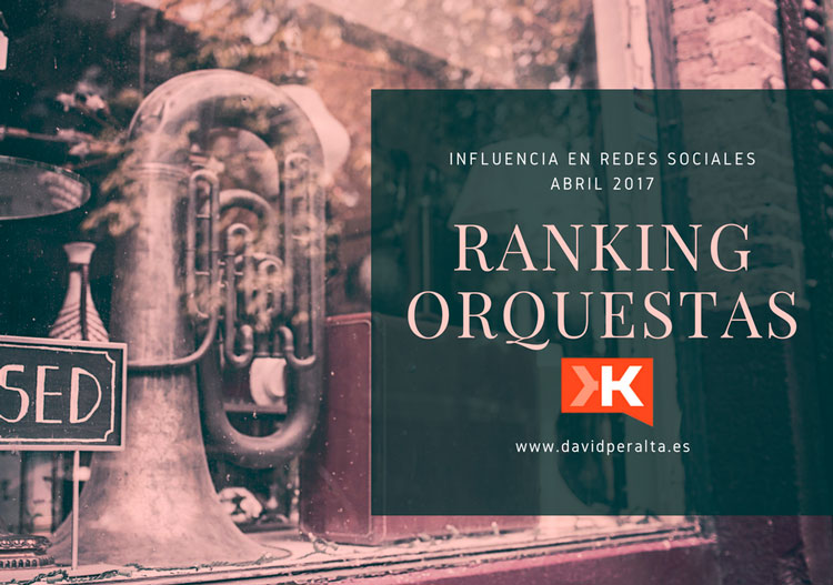 5 consejos para mejorar de la influencia de las orquestas españolas en redes sociales