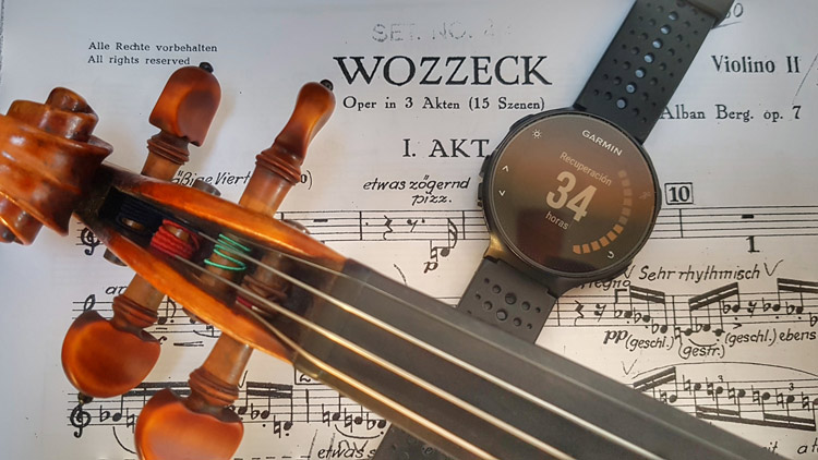 El deporte de élite de la música clásica y la salud del músico