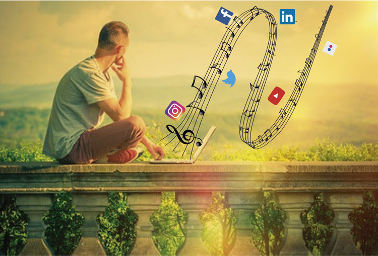 Las 5 reglas para el emprendedor musical de éxito en redes sociales