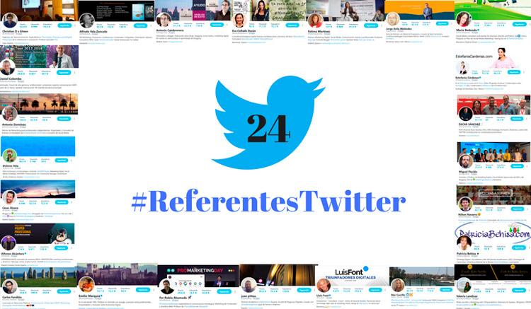 24 cuentas de Twitter que me inspiran y deberías seguir hoy mismo