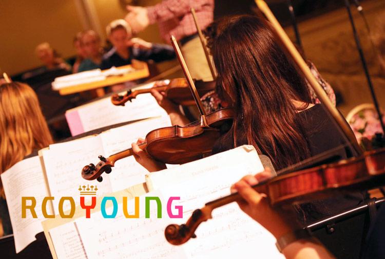 RCO Young: audiciones online de la orquesta joven sostenible del Concertgebouw