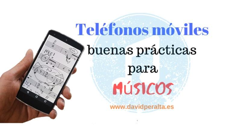 telefonos moviles mundo de la musica clasica