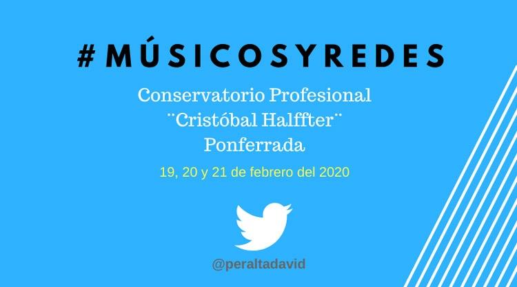 Musicosyredes conservatorio de Ponferrada por David Peralta Alegre