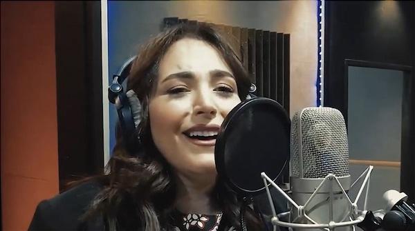Abeer Nehme cantante libanesa