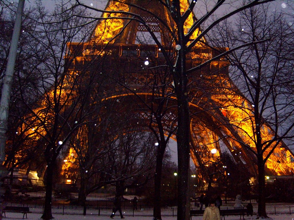 Christmas in Paris and Versailles