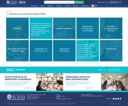 Portal Servicios - Icesi